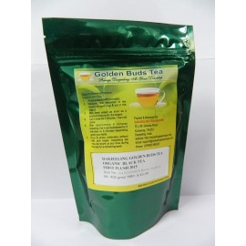 Golden Buds Organic Black Tea 400 Grams